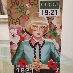 ♡♡ONHOLD♡♡ Gucci Prophet Gift Box Shirt Scarf